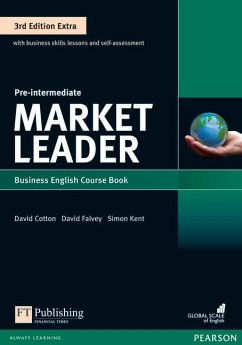 Market Leader. Extra Pre-Intermediate Coursebook with DVD-ROM Pack - Cotton, David
