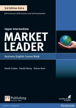 Market Leader Extra Upper Intermediate Coursebook with DVD-ROM Pack - Wright, Lizzie