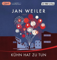 Kühn hat zu tun / Martin Kühn Bd.1 (1 MP3-CD) - Weiler, Jan