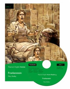Frankenstein. Level 3. Book and Multi-ROM with MP3 Pack - Shelley, Mary Wollstonecraft