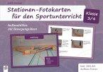 Stationen-Fotokarten für den Sportunterricht - Klasse 3/4