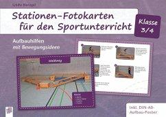 Stationen-Fotokarten für den Sportunterricht - ...
