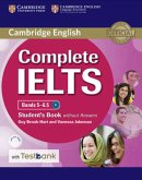 Testbank Complete IELTS. Bands 5-6.5 B2. Student's Book (without answers)