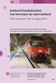 Swisstopo Gotthard Eisenbahnachse