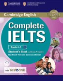 Complete IELTS - Bands 4-5 B1. Student's Book without answers, with CD-ROM and Testbank