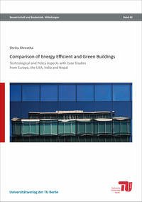 Comparison of energy efficient and green buildings