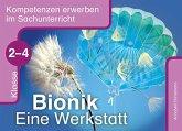 Bionik - Eine Werkstatt - Klasse 2-4