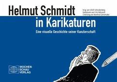 Helmut Schmidt in Karikaturen (eBook, ePUB)
