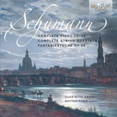 Piano Trios/String Quartets/Fantasiestücke Op.88 - Matteo Fossi