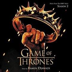 Game Of Thrones: Season 2 - Ost/Djawadi,Ramin