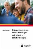 Klärungsprozesse in der Klärungsorientierten Psychotherapie (eBook, ePUB)