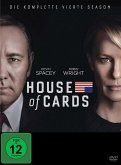 House of Cards - Die komplette vierte Season (4 Discs)