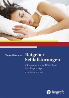 Ratgeber Schlafstörungen (eBook, PDF) - Riemann, Dieter