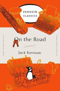 On the Road: (penguin Orange Collection) - Kerouac, Jack