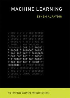Machine Learning - Alpaydin, Ethem