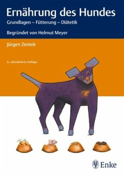 Ernährung des Hundes - Zentek, Jürgen