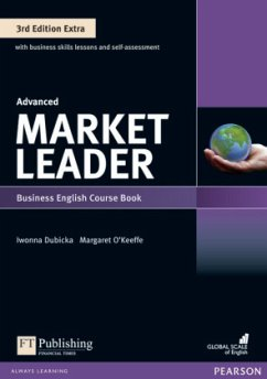 Market Leader Extra Advanced Coursebook with DVD-ROM Pack - O'Keeffe, Margaret