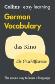 Easy Learning German Vocabulary: Trusted support for learning (Collins Easy Learning) (eBook, ePUB)