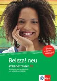 Beleza! neu, Vokabeltrainer A1. Heft + MP3-CD + CD-ROM.