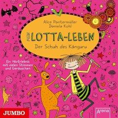Der Schuh des Känguru / Mein Lotta-Leben Bd.10 (1 Audio-CD) - Pantermüller, Alice