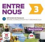 Clé USB Multimédiaction / Entre nous Bd.3