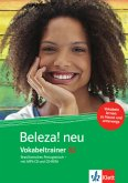Beleza! neu, Vokabeltrainer A2. Heft + MP3-CD + CD-ROM