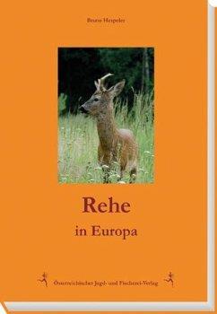 Rehe in Europa - Hespeler, Bruno