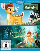 Bambis Abenteuer: Bambi (Diamond Edition) + Bambi 2 (Special Edition) (2 Discs)