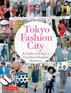 Tokyo Fashion City (eBook, ePUB) - Keet, Philomena