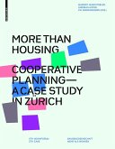 More than Housing (eBook, PDF)