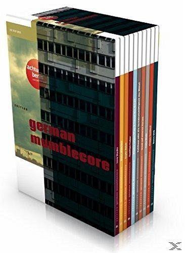 German Mumblecore Deluxe Edition - Cooper,Lana/Kiefer,Amelie