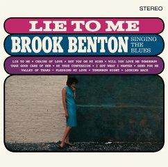 Lie To Me: Brook Benton Singing The Blues (Ltd.18 - Benton,Brook