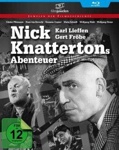 Nick Knattertons Abenteuer - Der Raub der Gloria Nylon