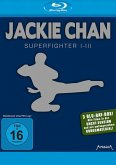 Jackie Chan - Superfighter 1-3 (3 Discs)