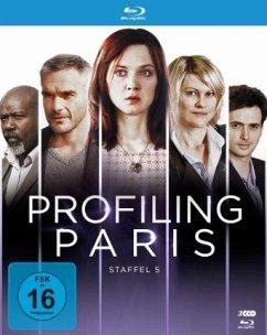 Profiling Paris - Staffel 5 BLU-RAY Box