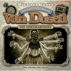 Professor van Dusen, Folge 6: Die Perlen der Kali (MP3-Download)