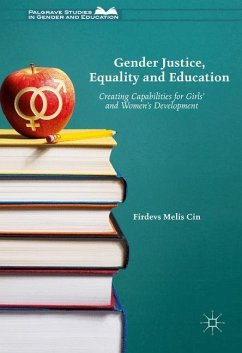Gender Justice, Education and Equality - Cin, Firdevs Melis