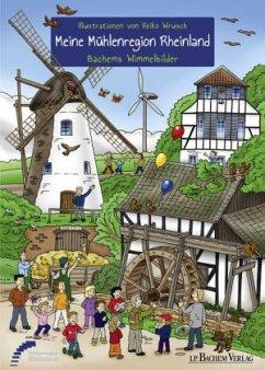 Meine Mühlenregion Rheinland