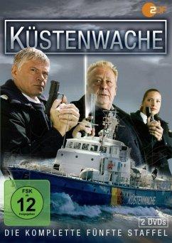 Küstenwache - Die komplette fünfte Staffel (2 Discs)