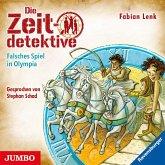 Falsches Spiel in Olympia / Die Zeitdetektive Bd.10 (1 Audio-CD)