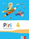 Piri Das Sprach-Lese-Buch. Schülerbuch 4. Schuljahr
