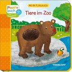Mein Fühlbuch: Tiere im Zoo