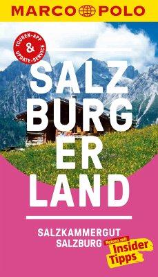 MARCO POLO Reiseführer Salzburger Land (eBook, PDF) - Hetz, Siegfried