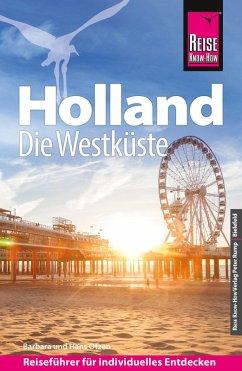 Reise Know-How Reiseführer Holland - Die Westküste (eBook, PDF) - Otzen, Barbara; Otzen, Hans