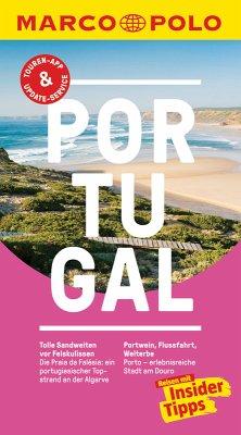 MARCO POLO Reiseführer Portugal (eBook, ePUB)