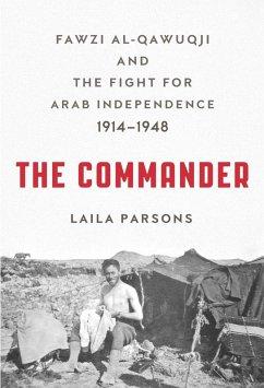 The Commander (eBook, ePUB) - Parsons, Laila