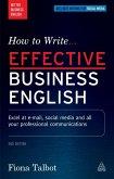 How to Write Effective Business English (eBook, ePUB)
