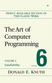 The Art of Computer Programming, Volume 4, Fascicle 6 (eBook, PDF)