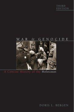 War and Genocide (eBook, ePUB) - Bergen, Doris L.