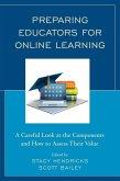 Preparing Educators for Online Learning (eBook, ePUB)